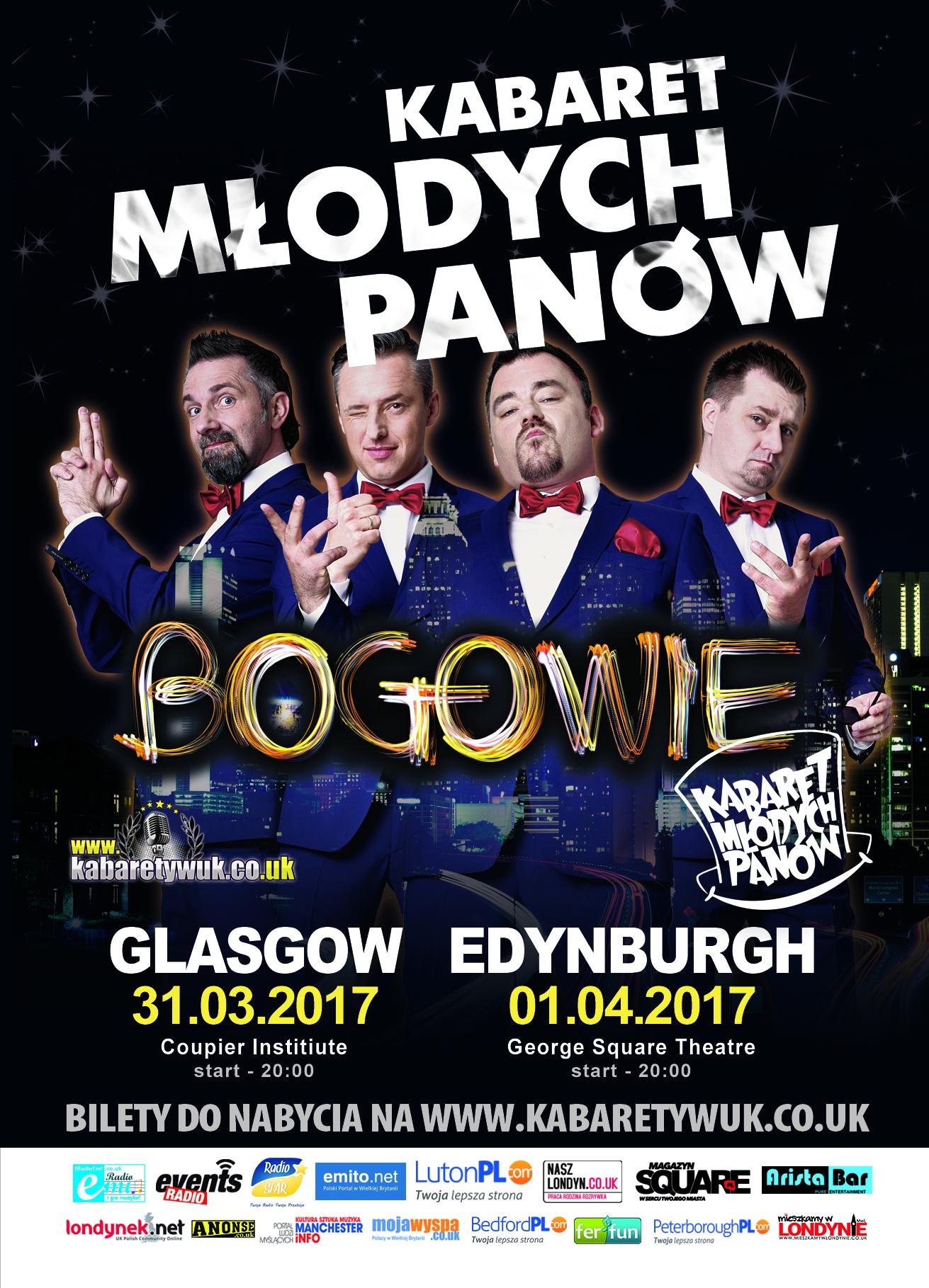 KMP plakat Szkocja